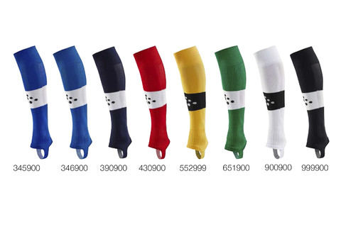Pro Control Stripe W-O Foot Socks