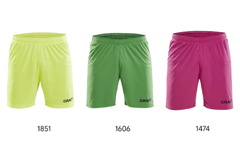Craft Squad GK Shorts